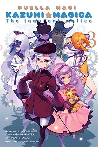 9780316254267: Puella Magi Kazumi Magica, Vol. 3: The Innocent Malice