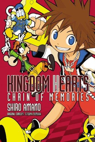 9780316255622: Kingdom Hearts: Chain of Memories - manga