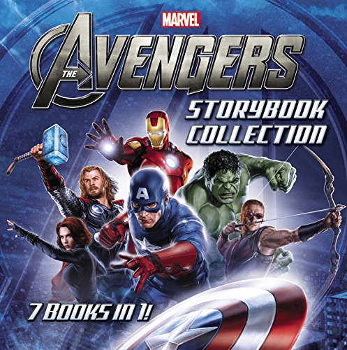 9780316256315: Marvel's the Avengers Storybook Collection