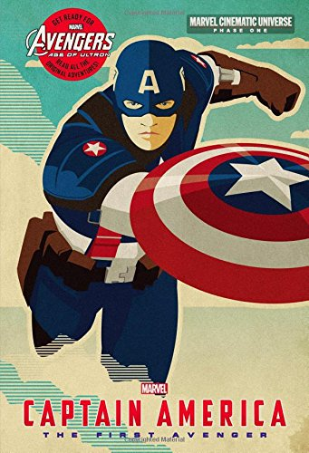 9780316256322: Phase One: Captain America: The First Avenger (Marvel Cinematic Universe)