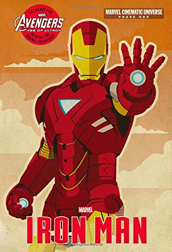 9780316256346: Phase One: Iron Man (Marvel Cinematic Universe)