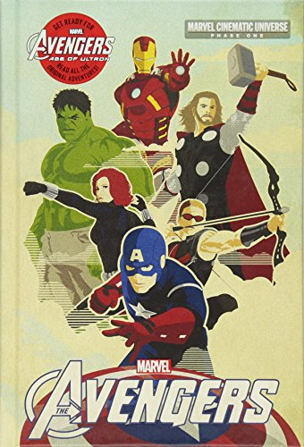 Marvel Cinematic Universe: Phase One: Marvels the Avengers