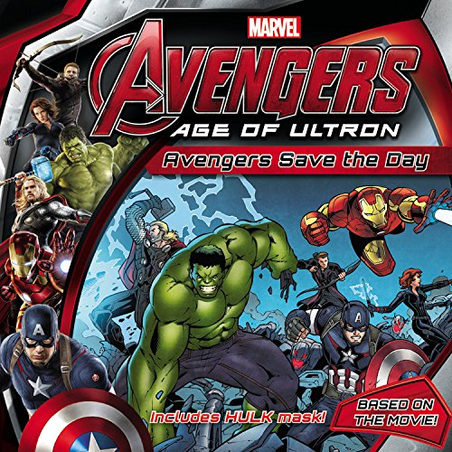 9780316256391: Marvel's Avengers: Age of Ultron: Avengers Save the Day