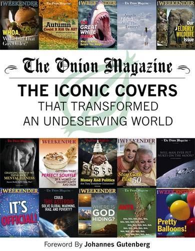 9780316256452: The Onion Magazine