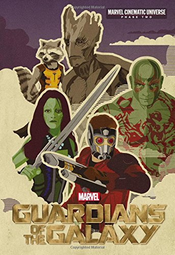 9780316256759: Phase Two: Marvel's Guardians of the Galaxy (Marvel Cinematic Universe)