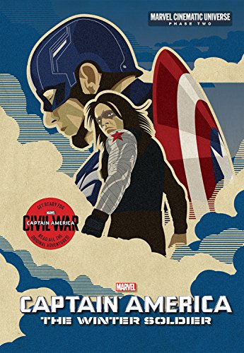 9780316256780: Phase Two: Marvel's Captain America: The Winter Soldier (Marvel Cinematic Universe Phase Two)