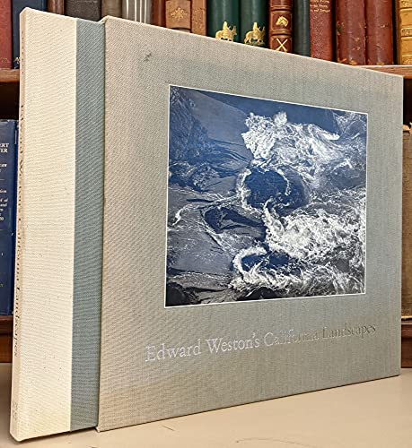 9780316258654: Edward Weston's California Landscapes