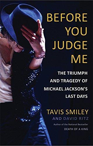 Before You Judge Me: The Triumph and: David Ritz, Tavis