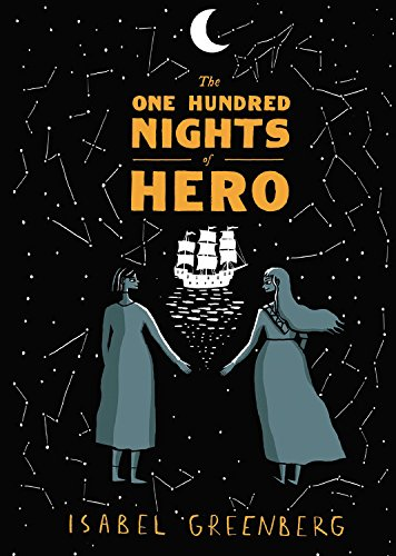9780316259170: The One Hundred Nights of Hero: A Graphic Novel