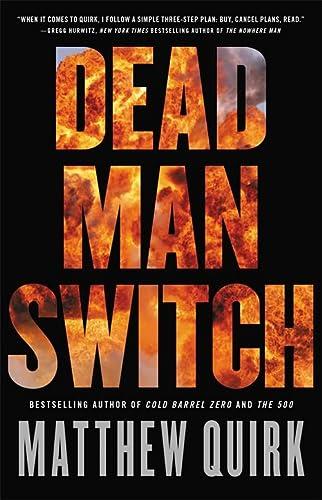 9780316259231: Dead Man Switch