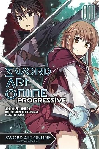 9780316259378: Sword Art Online Progressive, Vol. 1 (manga)