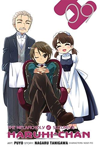 9780316259392: The Melancholy of Suzumiya Haruhi-chan, Vol. 9