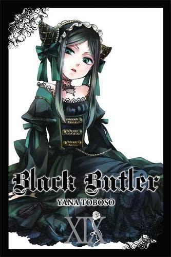 9780316259408: Black Butler, Vol. 19