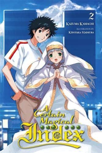 9780316259422: A Certain Magical Index, Vol. 2 (Novel)