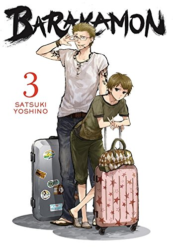 9780316259439: Barakamon, Vol. 3