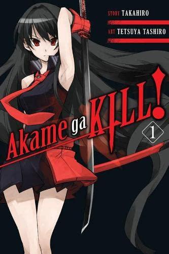 9780316259460: Akame Ga Kill!, Vol. 1