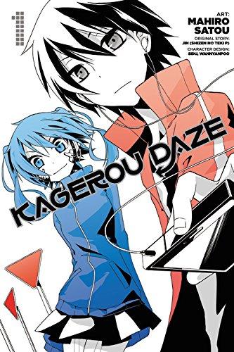 9780316259491: Kagerou Daze, Vol. 1 - manga (Kagerou Daze Manga)