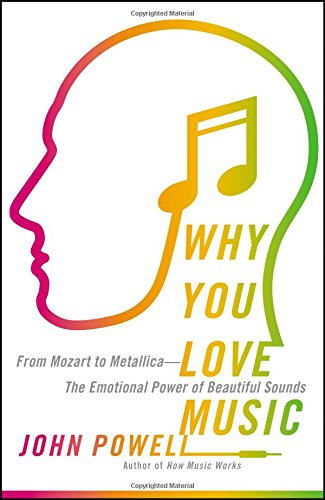 9780316260657: Why You Love Music: From Mozart to Metallica--The Emotional Power of Beautiful Sounds
