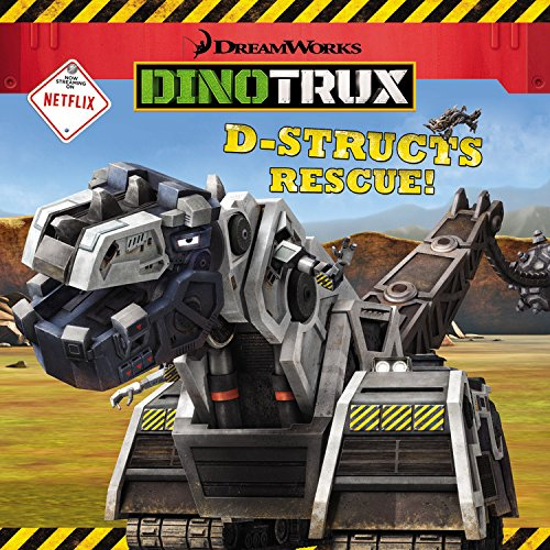9780316260879: Dinotrux: D-Structs Rescue