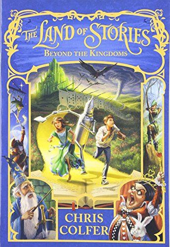9780316261104: The Land of Stories: Beyond the Kingdoms: Book 4