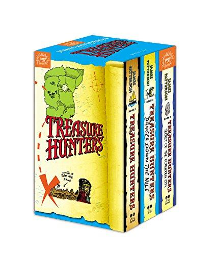 9780316261463: Treasure Hunters Set