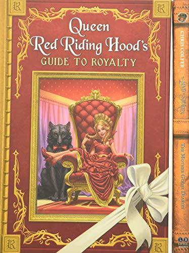 9780316261517: Adventures from the Land of Stories Boxed Set: The Mother Goose Diaries and Queen Red Riding Hood's Guide to Royalty