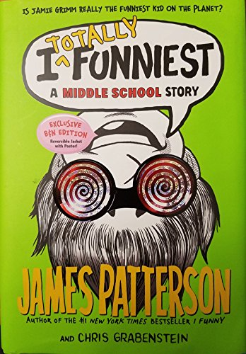 I Totally Funniest: James Patterson