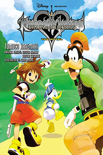 9780316261739: Kingdom Hearts: Chain of Memories the Novel