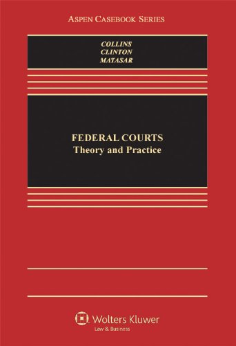 9780316263351: Federal Courts: Theory and Practice (Casebook)