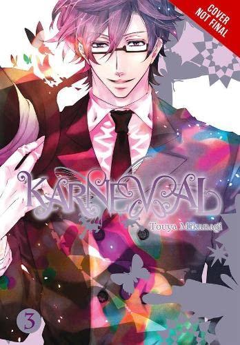 9780316263481: Karneval, Vol. 3