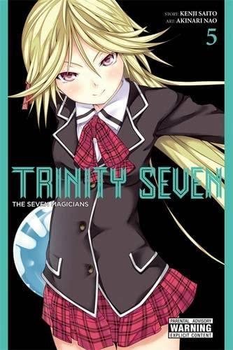 9780316263702: Trinity Seven, Vol. 5: The Seven Magicians - manga