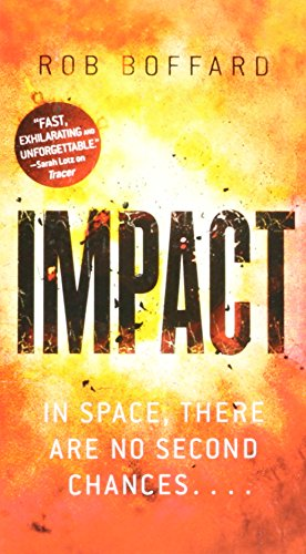 9780316265355: Impact (Outer Earth)