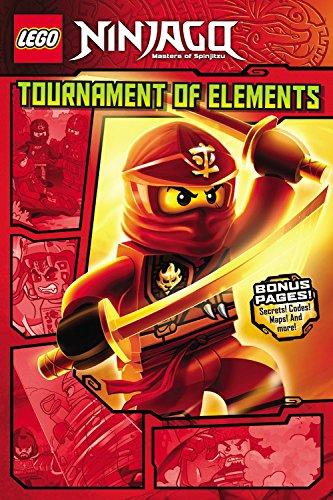 9780316266086: LEGO Ninjago: Tournament of Elements (Graphic Novel #1)