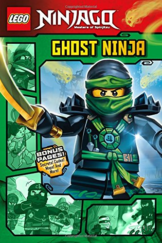 9780316266116: LEGO Ninjago: Ghost Ninja (Graphic Novel #2)
