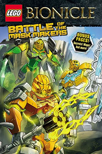 LEGO Bionicle: Battle of the Mask Makers: Lego