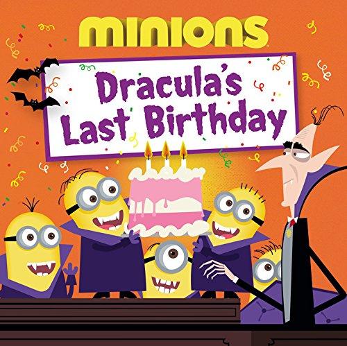9780316266932: Minions: Dracula's Last Birthday