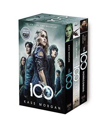 The 100 Boxed Set: Kass Morgan