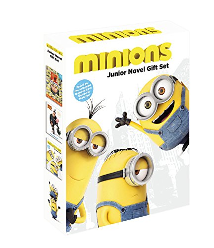 Minions: Junior Novel Gift Set