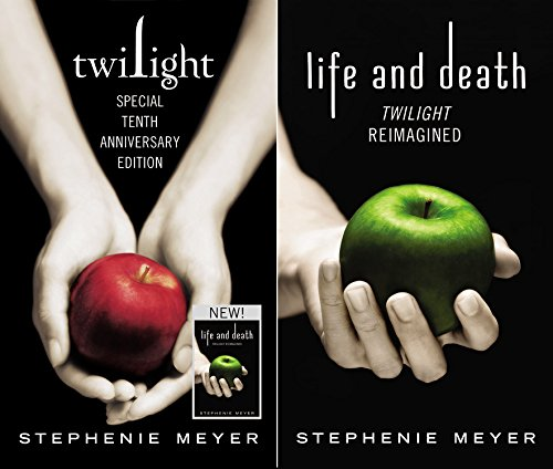 Twilight Tenth Anniversary Edition; Life and Death Dual Edition [SIGNED]: Stephenie Meyer
