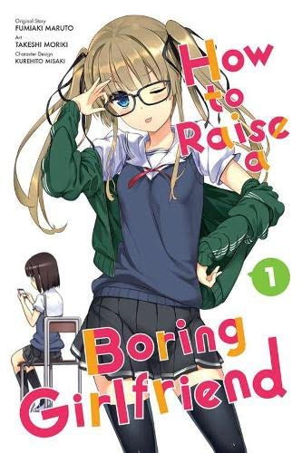 9780316269193: How to Raise a Boring Girlfriend, Vol. 1