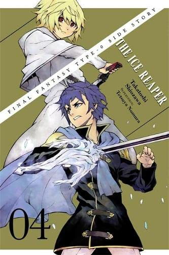 9780316269223: Final Fantasy Type-0 Side Story, Vol. 4: The Ice Reaper (Final Fantasy 0-Type)