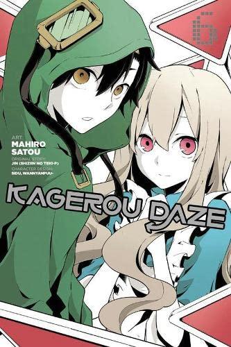 9780316270229: Kagerou Daze, Vol. 6 - manga (Kagerou Daze Manga)