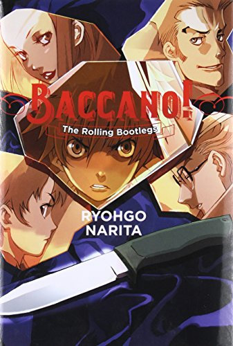 9780316270366: Baccano!, Vol. 1: The Rolling Bootlegs - light novel