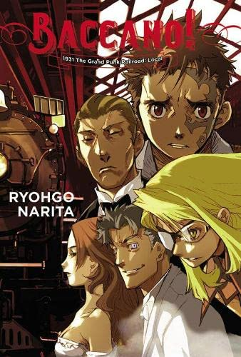 9780316270397: Baccano!, Vol. 2 (light novel): 1931 The Grand Punk Railroad: Local