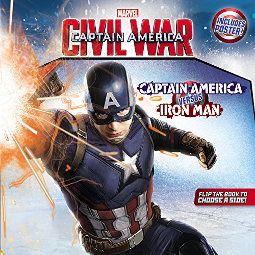 9780316271400: Marvel's Captain America: Civil War: Captain America Versus Iron Man