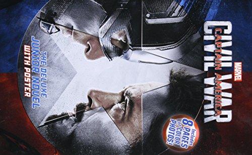 9780316271417: Marvel's Captain America: Civil War: The Deluxe Junior Novel