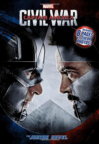 9780316271424: Marvel's Captain America: Civil War: The Junior Novel