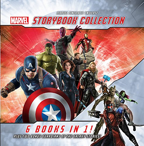 9780316271462: Marvel Cinematic Universe: Storybook Collection