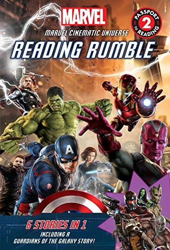 9780316271479: Marvel's Avengers: Reading Rumble (Passport to Reading Level 2)