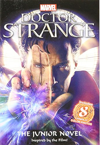 9780316271578: Marvel's Doctor Strange: The Junior Novel